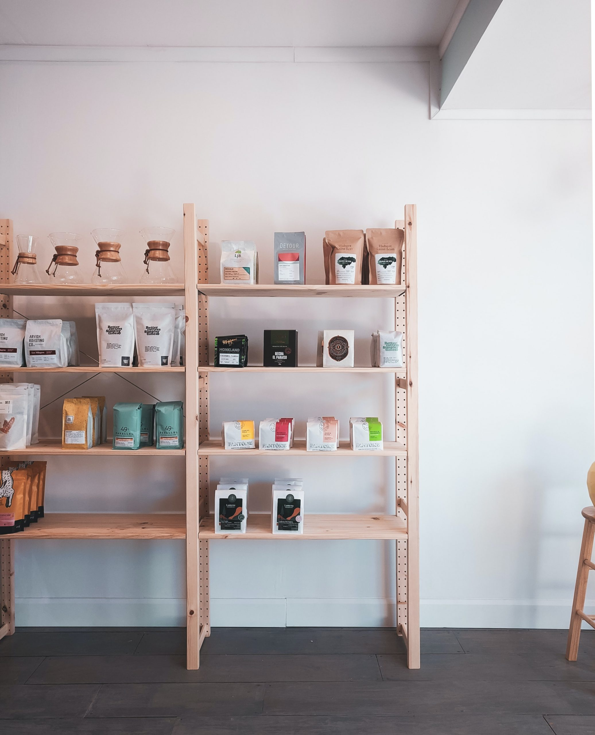 Excellent Tips on How to Display Items on Shelves